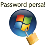 Come resettare la password di Windows 7 o Vista